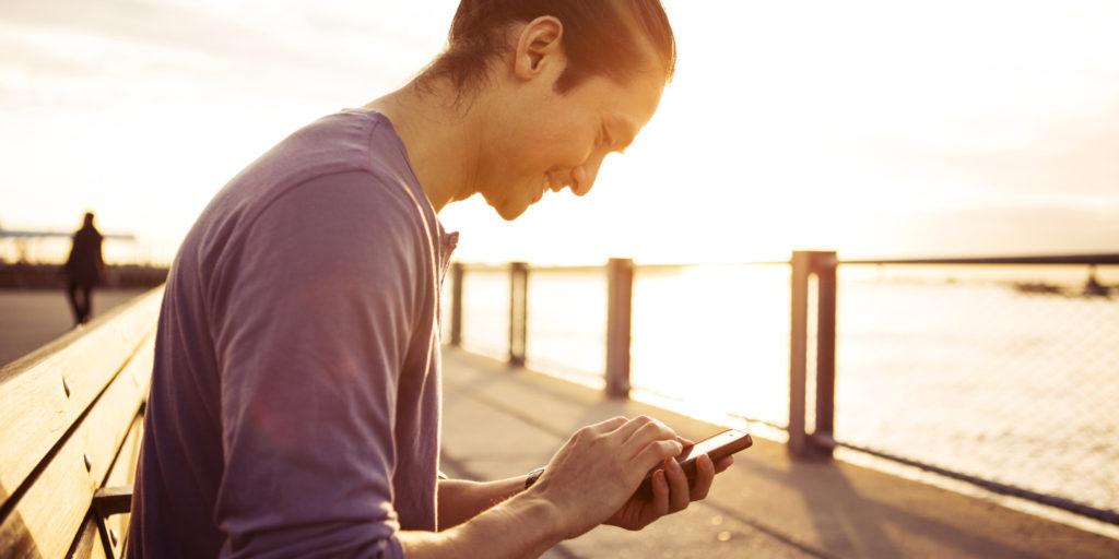 mudanças como usar menos o celular fazem a diferença